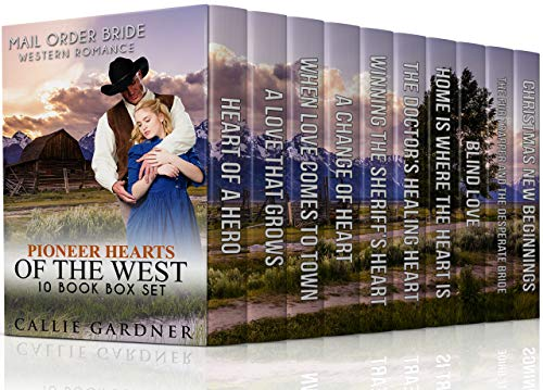 Pdf Religion Pioneer Hearts of the West: Mail Order Bride Western Romance 10 Book Box Set