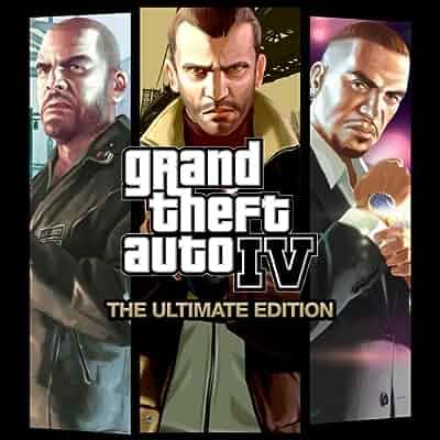 Amazon.com: GTA IV Complete Edition (GTA IV and Episodes