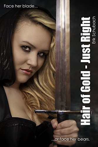 (Hair of Gold: Just Right (Urban Fairytales Book 6))