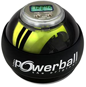 Kernpower Hand- Und Armtrainer Powerball The Original Autostart Plus...