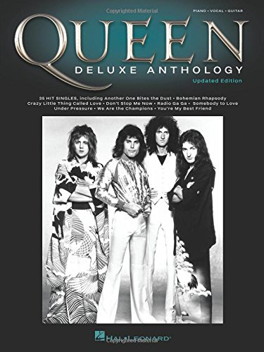 Queen - Deluxe Anthology Updated Edition [Queen] (Tapa Blanda)