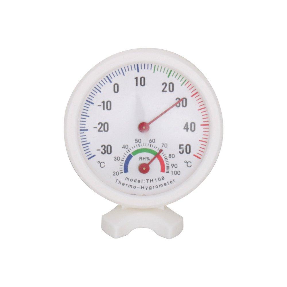 Digital Thermometer Moisture Meter Hygrometer Indoor Pointer Meter Centigrade Greenhouse Temperature