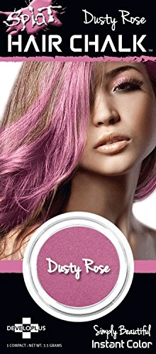 Splat Hair Chalk Instant Vibrant Color in Dusty -