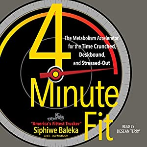 4-Minute Fit Audiobook