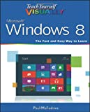 Windows 8, Paul McFedries, 1118135288