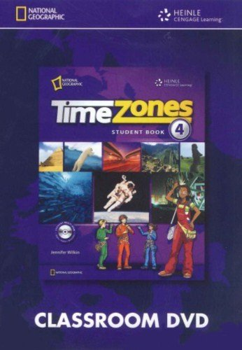 Read Online Time Zones Classroom DVD 4 pdf