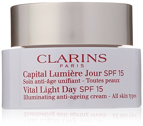 Clarins Vital Light Day SPF 15 Illuminating Anti-Ageing Crea