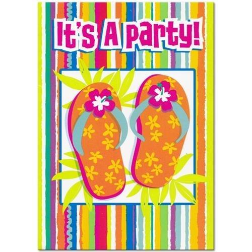Flip Flop Fun Invitation