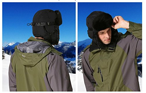 cap K MASTER Mujer hembra beanie Halloween oreja outdoor macho engrosamiento sombreros E hat Hombre invierno Navidad hat pareja ski caliente Hr6xwSH