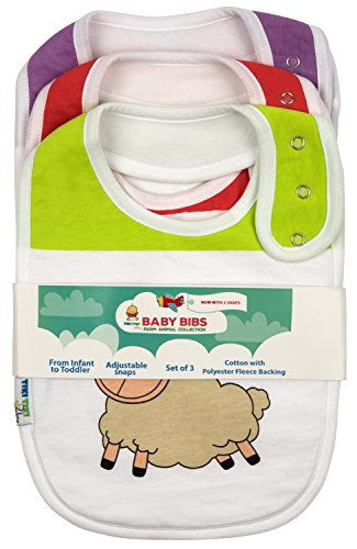 Soft Absorbent Cotton Drool Baby product image