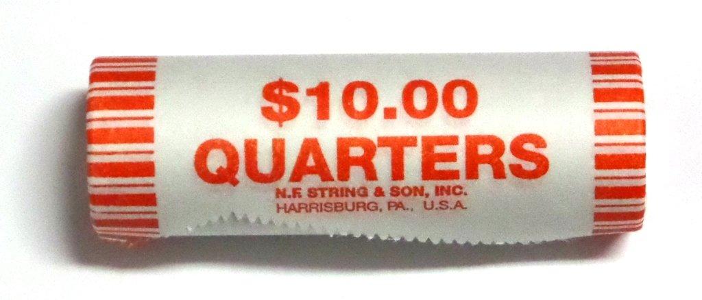 D State Quarter Roll 1999 Georgia