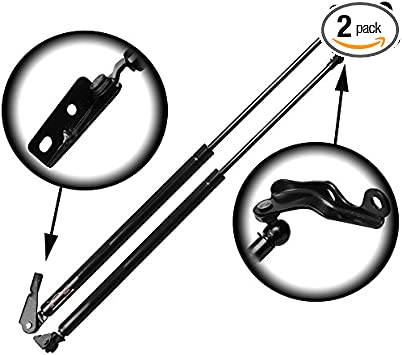 2 Qty Fits XB 2008 To 2015 Hatch Liftgate Tailgate Lift Supports Support