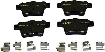 Monroe CX1071 Ceramic Premium Brake Pad Set