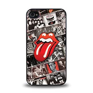 TYH - Pink Ladoo? iphone 4/4s Case Phone Cover Hard Plastic Rolling Stones ending phone case