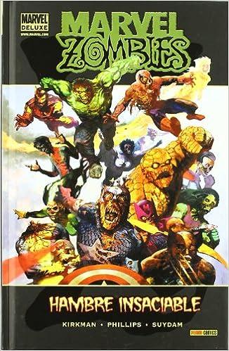 Marvel Zombies. Hambre Insaciable: Amazon.es: Mark Millar: Libros