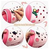 100pcs Shoe Charms Fits for Clog Shoes Wristband