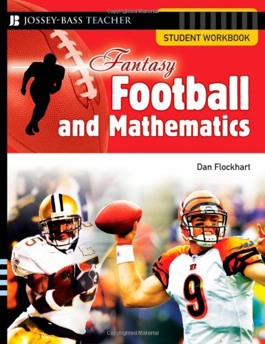 Amazon.com: Fantasy Football and Mathematics: Student Workbook ...