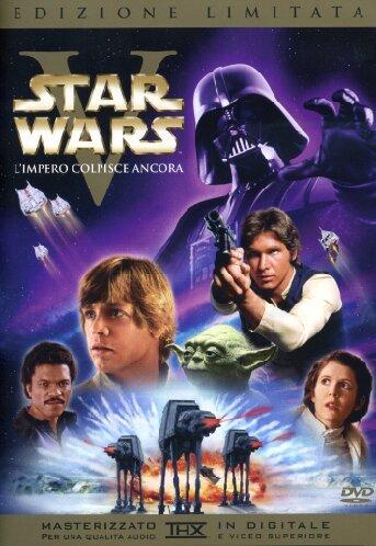 l/'IMPERO COLPISCE ANCORA-Wedge Antilles E6058 STAR Wars il Nero Serie