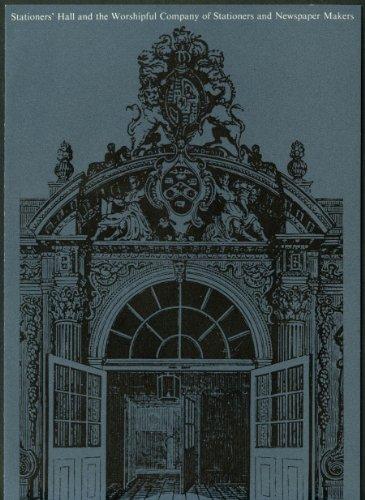 Stationers Hall Worshipful Company brief history Wynkyn de Worde folder (Company Brief)