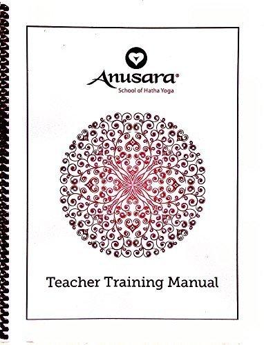 - Anusara Teacher Training Manual