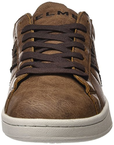 Brown para Kelme Zapatillas Winter Marrón Omaha Hombre wqtUqY