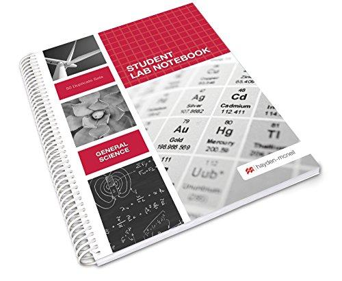 (Student Value Lab Notebook: 50 Spiral Bound Duplicate Set)