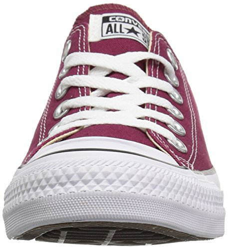 Rouge Baskets mode Converse adulte M9691 mixte fUWq1