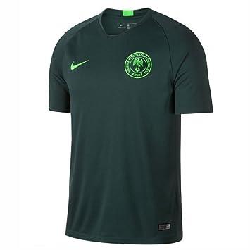 Nike 2018-2019 Nigeria Away Football Shirt