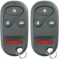 KeylessOption Keyless Entry Remote Control Car Key Fob Replacement for A269ZUA101 (Pack of 2)