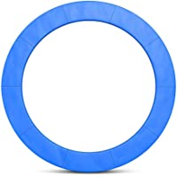 Bloodyrippa 8/10/12 FT Replacement Reinforced Round Trampoline Safety Pad Cover, Waterproof Surround Spring Cover with Foam Pad