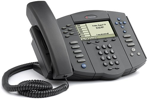 Polycom SoundPoint IP 600 – VoIP phone – SIP – 6 lines