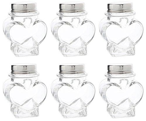 Small Heart Shaped Bottle - 4
