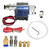 All Metal V6 Hotend 1.75mm Bowden Extruder Prusa i3 Reprap 3D Printer Deluxe Kit