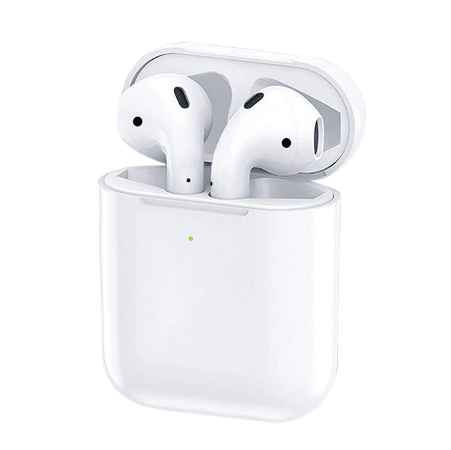 Wireless Earbuds Bluetooth Headphones with Wireless Charging Case