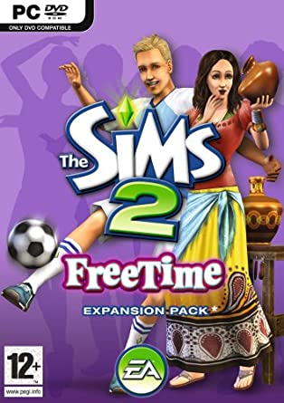 The Sims 2: Free Time Expansion Pack (PC DVD) [importación inglesa]: Amazon.es: Videojuegos