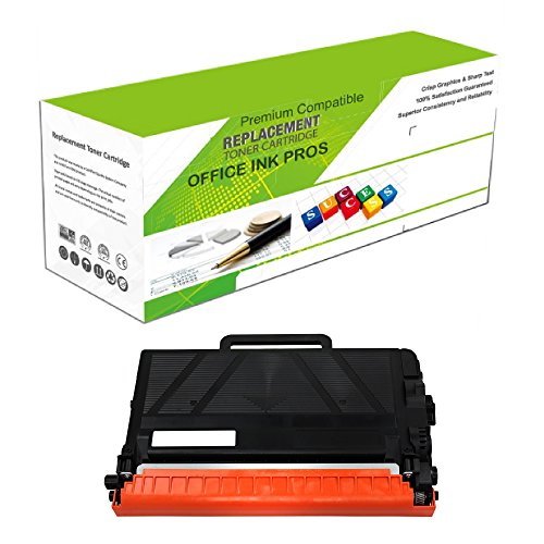 Replacement Toner Cartridge for TN850 – Remanufactured Standard Yield Laser Printer Cartridge for Brother HL, DCP, MTC (Brother Laser Remanufactured Cartridge)