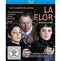 LA FLOR (Blu-ray): Die Kinoserie des Jahres: 4 Hauptdarstellerinnen, 6 Episoden, 8 Akte, 14 Stunden!
