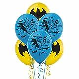 Batman Printed Latex Balloons, Party Favor