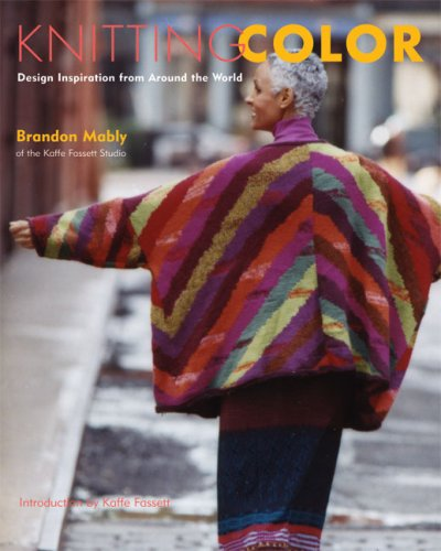 (Knitting Color: Design Inspiration from Around the World)