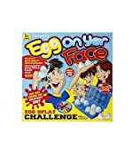 PMS Egg On Your Face Game - Egg Splat Challenge