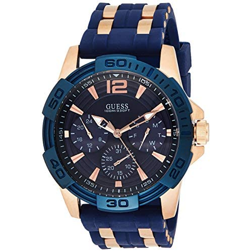 Guess Mens Watch Oasis W0366G4