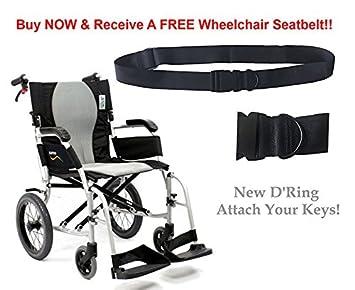 Amazon.com: ERGO vuelo transporte silla de ruedas Asiento ...