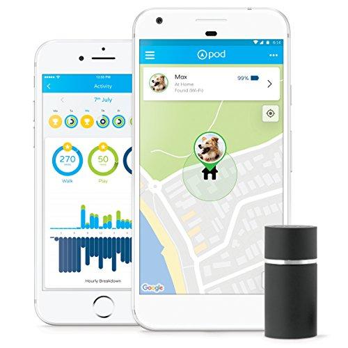 포드 3 - GPS 애완 동물 추적기 및 활동 모니터/Pod 3 - GPS Pe..