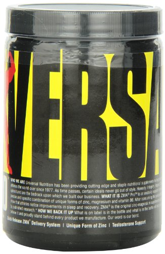 Universal Nutrition ZMA Pro, 180 Count