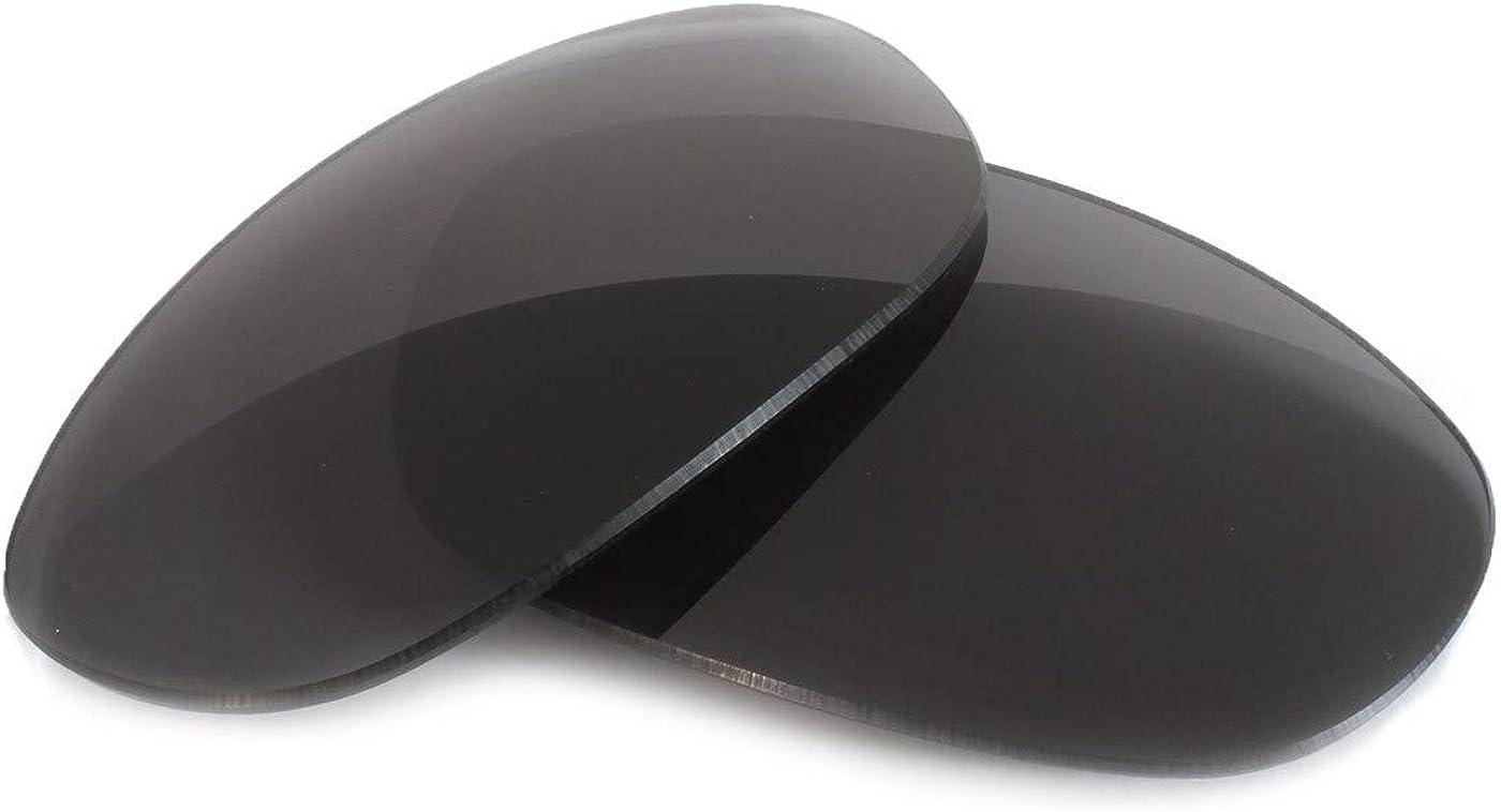 Fuse Lenses Non-Polarized Replacement Lenses for Arnette La Pistola 4179