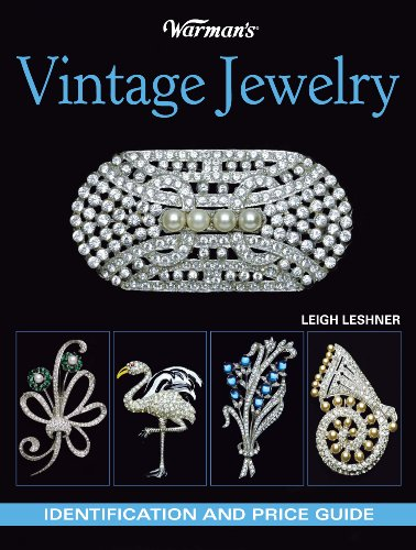 [Warman's Vintage Jewelry: Identification And Price Guide] (Costumes Jewelry Prices)