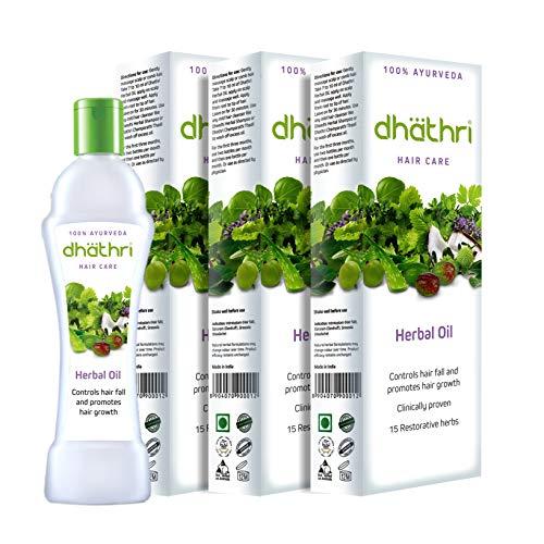 Dhathri Herbal Oil – 100 ml (Pack of 3)