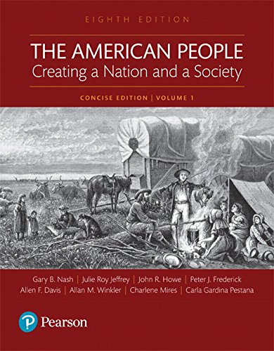 Nash: The American People_8 (8th Edition)