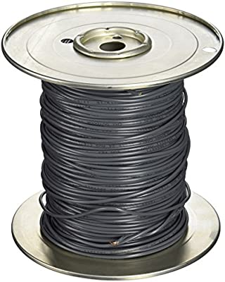 woods 0345 24 4 phone wire direct burial 500 feet electrical rh amazon com