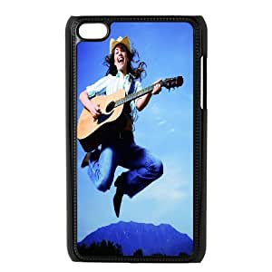 [H-DIY CASE] FOR IPod Touch 4th -Love Guitar Pattern-CASE-17